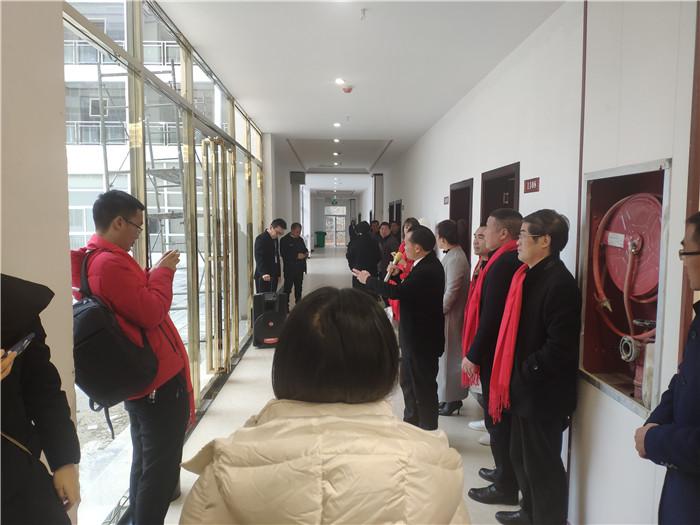 """""""活力康养、快乐康养、幸福康养""""――_贵州洪福康养服务中心即将开业"""