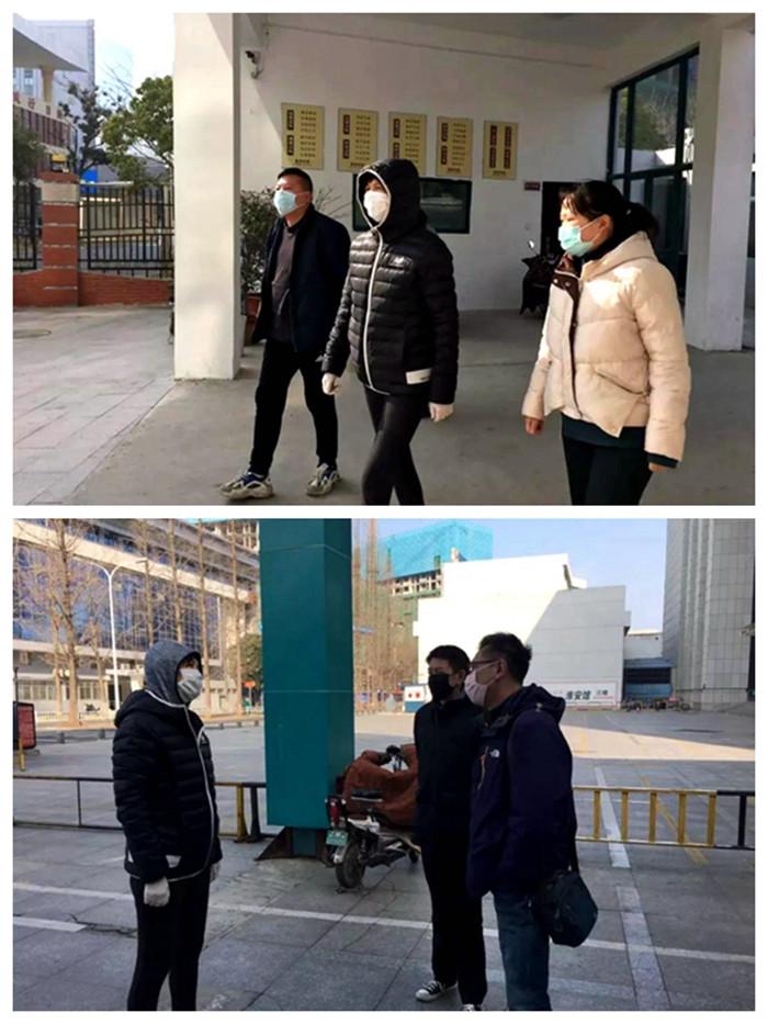 """淮安市體育局疫情防控與當前工作""""兩手抓"""""""