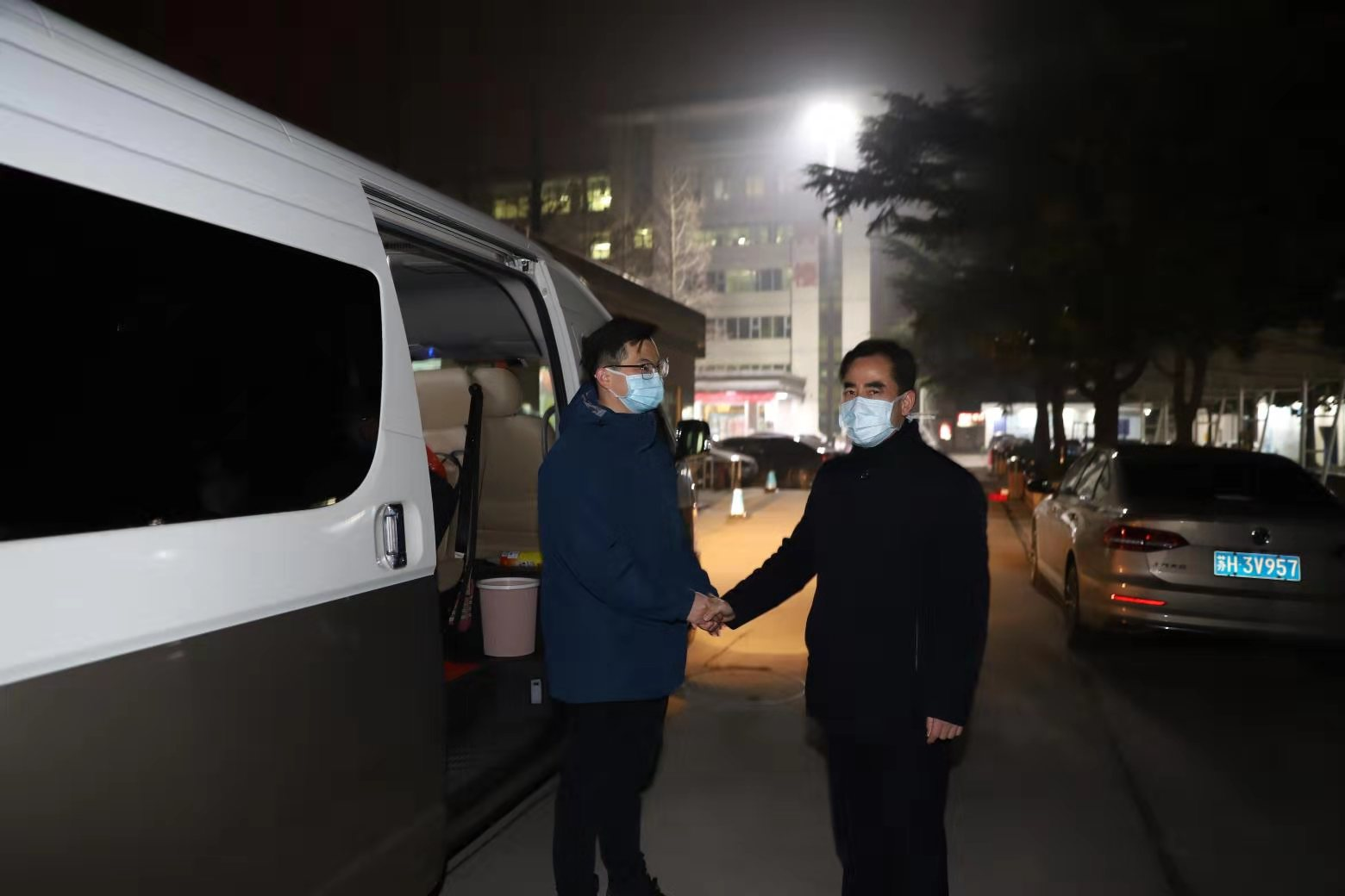 他们有个约定——淮安市肿瘤医院ICU护师陈超主动请缨奔赴武汉疫区战斗纪实